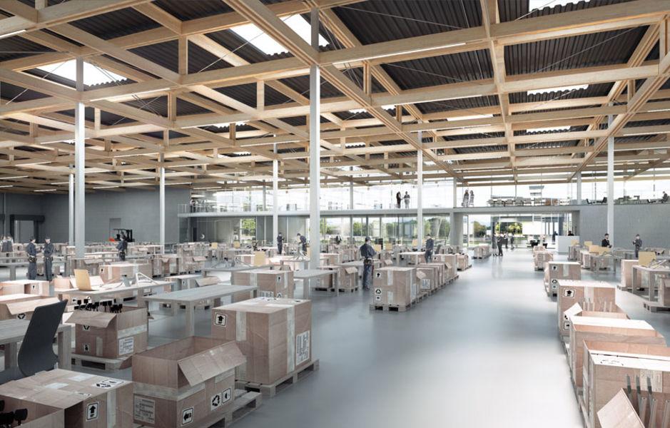 Brunner Group Rheinau Haser Metallbau Technologie Aus Glas Und